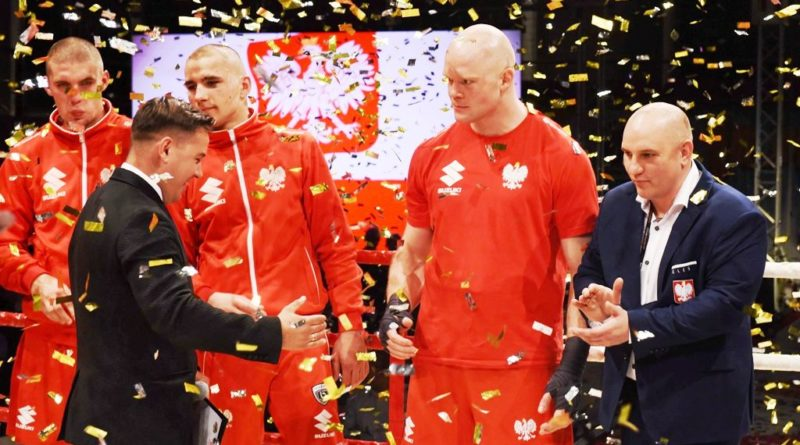 Światowa Konfrontacja Boksu Olimpijskiego w Ostrowcu Świętokrzyskim. Mecz Polska – Litwa