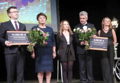 Nagrody w dziedzinie kultury dla Joanny Kępy i Moniki Wielińskiej