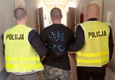Dyżurny policji rozpoznał sprawcę rozboju
