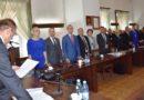 Zaprzysiężenie radnych i burmistrza. Dogrywka w wyborach na wiceprzewodniczącego (zdjęcia)
