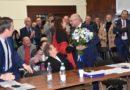 Owacje na stojąco  dla nowego starosty opatowskiego (zdjęcia)
