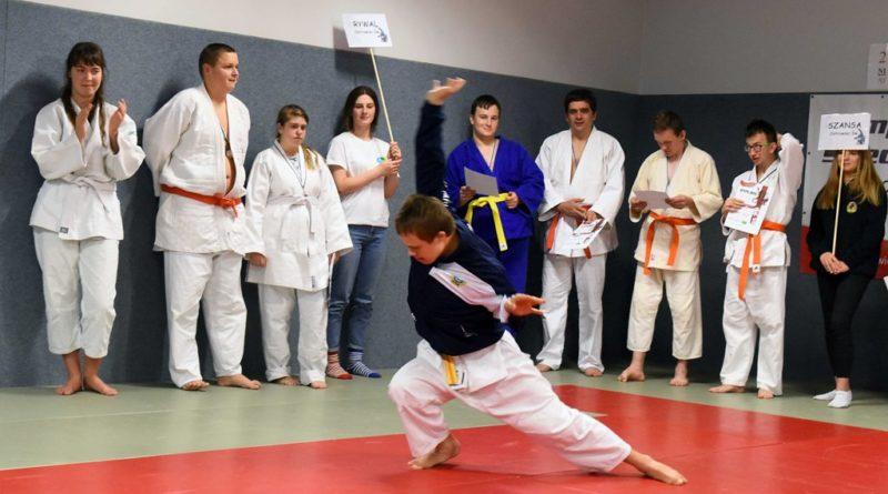 Hala Widowiskowo – Sportowa KSZO. Świętokrzyski Turniej Judo Olimpiad Specjalnych
