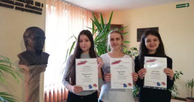 Sukcesy młodych tłumaczy języka francuskiego