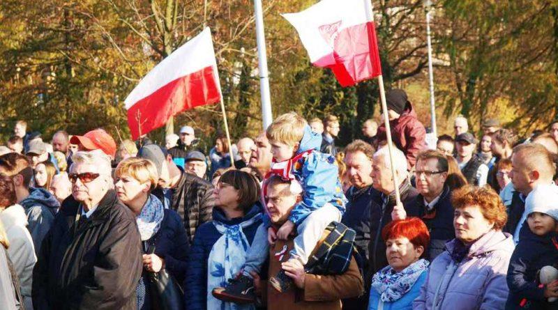 Radość i duma. Obchody 100 – lecia odzyskania Niepodległości w Ostrowcu Świętokrzyskim