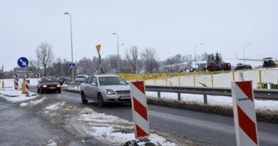 Obwodnica Ćmielowa i droga do Bałtowa ostatnimi inwestycjami (zdjęcia)