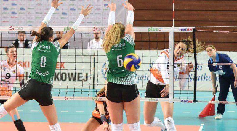 Liga Siatkówki Kobiet. *KSZO Ostrowiec Świętokrzyski – #Volley Wrocław 3:1