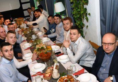 Spotkanie świąteczne piłkarzy ręcznych KSZO