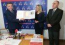 Pamiątki posła Andrzeja Kryja trafiły do muzeum. Okolicznościowa moneta na 100-lecie Krzemionek