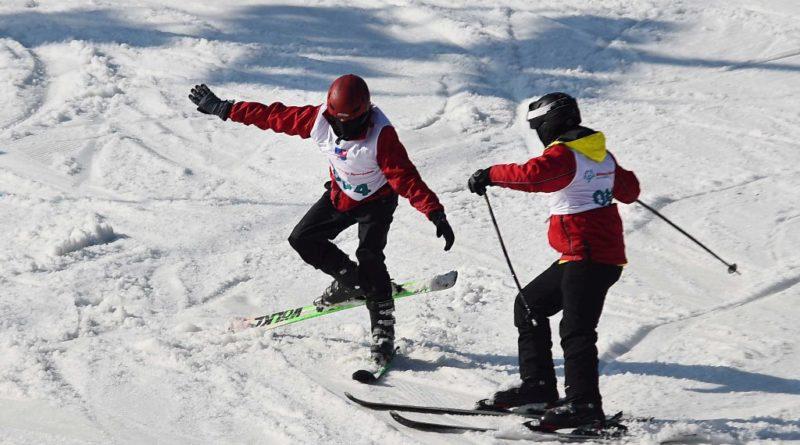 Bałtów. Świętokrzyskie Zimowe Igrzyska Olimpiad Specjalnych. Narciarstwo alpejskie