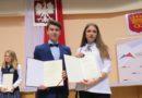 Nasi uczniowie stypendystami premiera i ministra edukacji (zdjęcia)