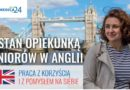 Brexit, Application Form i English Breakfast czyli opiekunka w Anglii