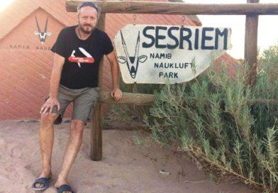Jacek Słowak – serce z Afryki
