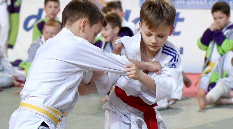 Hala Sportowo-Widowiskowa KSZO. Mistrzostwa Województwa Świętokrzyskiego Dzieci i Młodzików w Judo