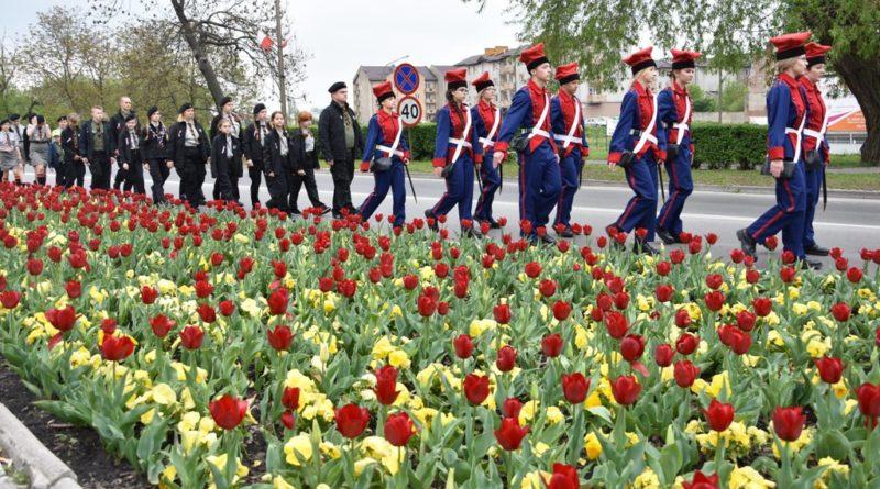 Obchody Święta Konstytucji 3 Maja w Ostrowcu Świętokrzyskim