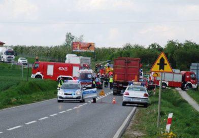 Cztery osoby ranne w Szwarszowicach