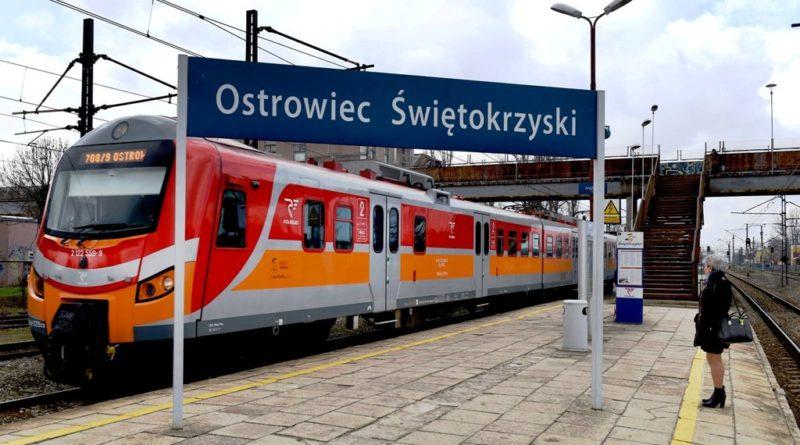 """""""superREGIO"""", czyli pociągiem z Ostrowca Świętokrzyskiego do Wrocławia"""