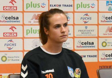 Olga Pauliukouskaya: -Nigdy nie widziałam takich meczów, jak te barażowe w Warszawie…