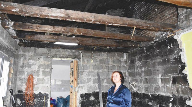 Stracili wszystko w pożarze, pomóżmy odbudować ich dom (zdjęcia)