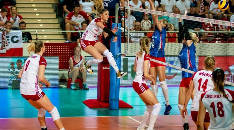 Siatkarski turniej na 90-lecie KSZO. Polska – Czechy 3:0