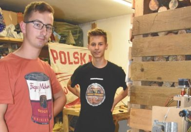 Paweł i Mateusz – zgrany stolarski duet