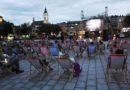 """Wspaniałe """"filmogranie"""" na Rynku (zdjęcia)"""