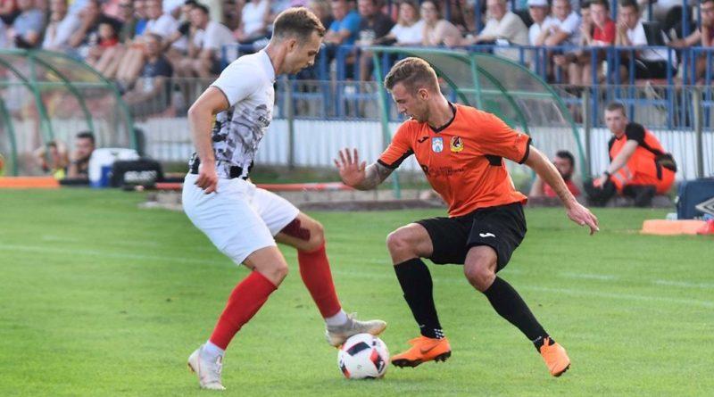 Porażka piłkarzy w Białej Podlaskiej. Już po kwadransie gry przegrywali 0:2…