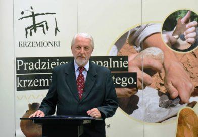 Dr Jerzy Tomasz Bąbel: -Powierzono nam skarb narodów. Zaszczyt to ogromny, ale i wielka odpowiedzialność