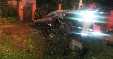 Cztery osoby zginęły w wypadku w Miłkowie
