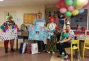 Akcja urodzinowa w Centrum Zdrowia Dziecka