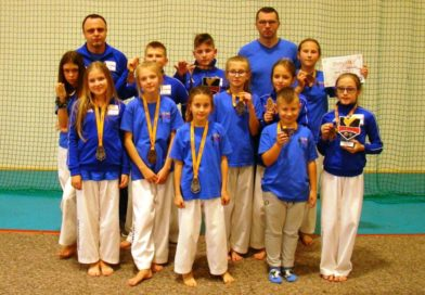 Sukces ostrowieckich taekwondoków w Białymstoku