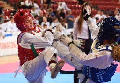 Międzywojewódzkie Mistrzostwa i Mistrzostwa Województwa  Świętokrzyskiego Młodzików w Taekwondo Olimpijskim