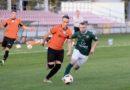 Piłkarze KSZO wygrali w Radzyniu Podlaskim po golu Jakuba Chrzanowskiego z rzutu karnego