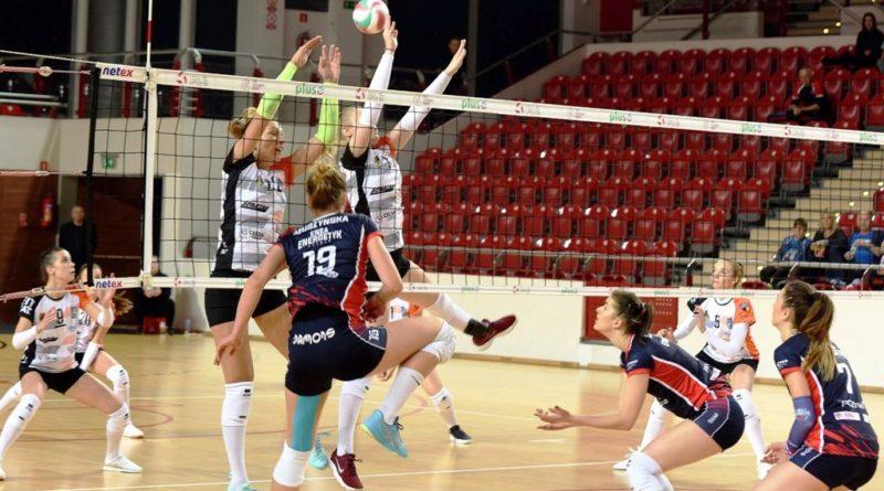 I liga siatkówki. *KSZO Ostrowiec Świętokrzyski – Energetyk Poznań 0:3