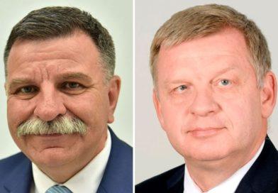 Nasi parlamentarzyści z Ostrowca Świętokrzyskiego. Andrzej Kryj posłem, a Jarosław Rusiecki senatorem