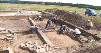 Starożytne cmentarzysko w Garbarczu
