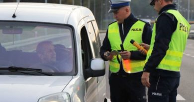 Nowe zasady na drogach