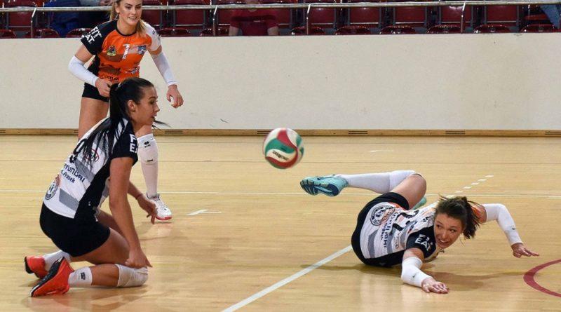 I liga siatkówki. *KSZO Ostrowiec Świętokrzyski – Solna Wieliczka 0:3