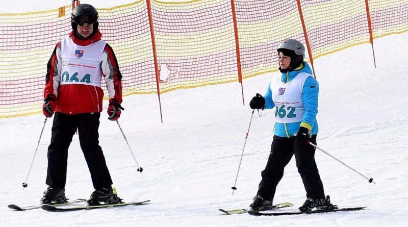 I Świętokrzyski Makroregionalny Mityng Narciarstwa Zjazdowego Olimpiad Specjalnych