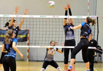 Turniej Ćwierćfinałowy MP Juniorek. *KSZO SMS – UKS Gdyńska Akademia Siatkówki 3:0
