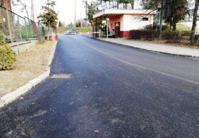 Powiatowe modernizacje drogowe