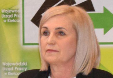 """Małgorzata Stafijowska: -""""Z ponad 7 tysięcy osób bezrobotnych wyłączonych z ewidencji aż 4,5 podjęło pracę…"""""""