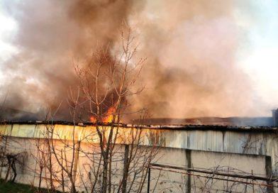 Wielki pożar w Denkówku