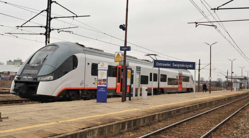Przedłużony termin ograniczeń w kursowaniu pociągów regionalnych