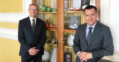 """Polska Porcelana """"Ćmielów"""" i """"Chodzież"""" w Belgii"""