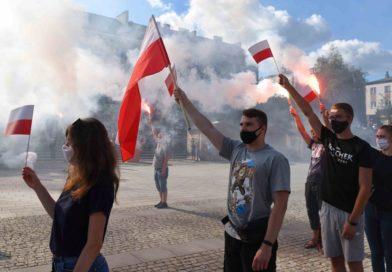 Ostrowczan pamięć o Walczącej Warszawie!