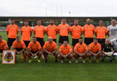 Znów zagrają piłkarskie legendy. Oldboje KSZO szykują się do startu w Pucharze Polski