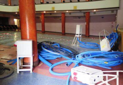 Rozpoczęły się prace modernizacyjne w budynku dawnego Zakładowego Domu Kultury