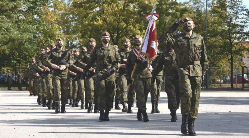 Terytorialsi obchodzą swoje święto (zdjęcia)