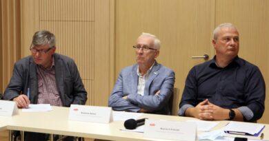 Na forum Wojewódzkiej Rady Dialogu Społecznego mówiono o sytuacji sektora hutniczego