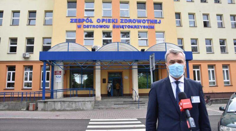 Kolejne zakażenia w szpitalu